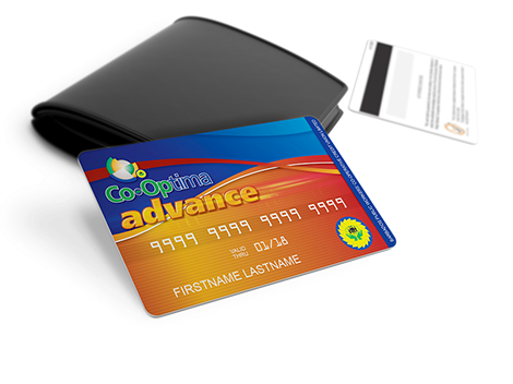 With Co-optima Advance you can access your Line-of-Credit at any CarIFS ATM or Point of Sale island wide in Batbados.
