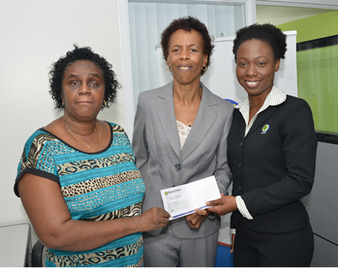 Barbados' newest pageant Shine like a Diamond has received support from the Barbados Public Workers' Co-operative Credit Union (BPWCCUL).