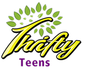 Thrifty Teens – Secondary School age 12 to 15 years