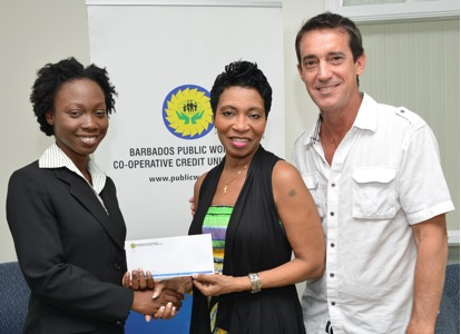 Barbados' newest film Vigilante has received support from the Barbados Public Workers' Co-operative Credit Union (BPWCCUL).